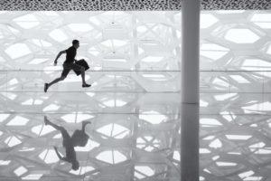 student-running